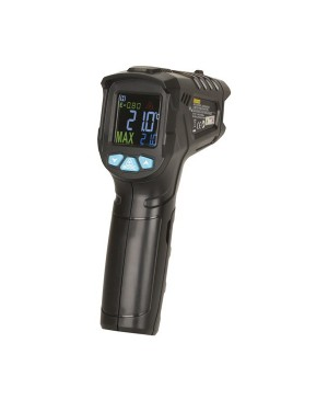 Protech Non-Contact Thermometer with 12 Dot Lasers for Target Area QM7424
