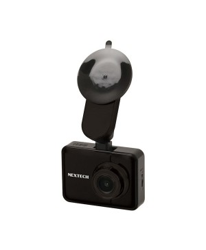 Nextech 1080p GPS Dash Camera with 2.18cm LCD and Wi-Fi QV3848