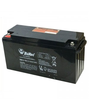DiaMec 12V 150Ah AGM Deep Cycle Battery DMD12-150 SB1684