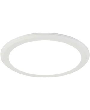 Techlight Ultra-Thin LED Panel Roof Light, 10W, 215mm, Cool White SL3478