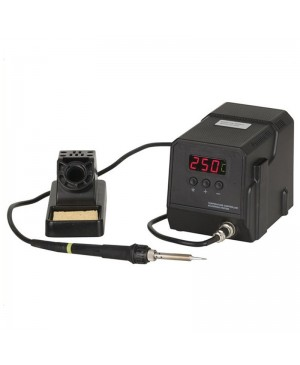 Digitech Soldering Station, 60 Watts, LED Display, ESD Safe TS1640