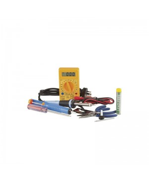 Soldering Iron and Multimeter Tool Kit