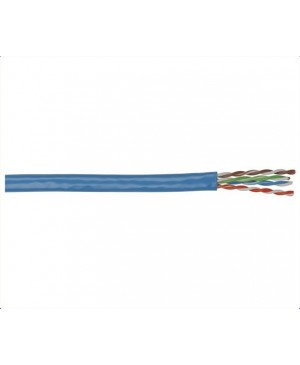 Cat 5e Solid Core Network Cable, 100m Roll