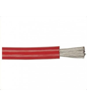 Red 2G Car Power Cable, 30m Roll