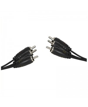 PRICE DROP:Digitech Sound or Video Cable, 3 RCA Plugs to 3 RCA Plugs, 10m WV7321