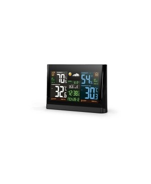 Digitech Temperature/Humidity Weather Station with 18cm Colour Display XC0416