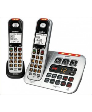 Uniden Hearing Impaired Cordless Telephone SSE45+1 YT9040