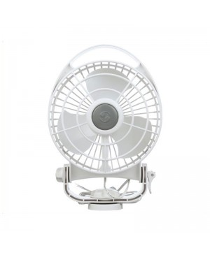 Bora 12VDC Fan, Variable Speed Hard Wired YX2608