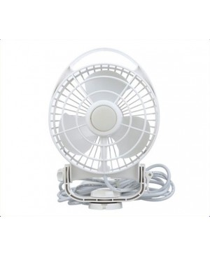 Maestro 12V Fan Variable Speed White YX2609