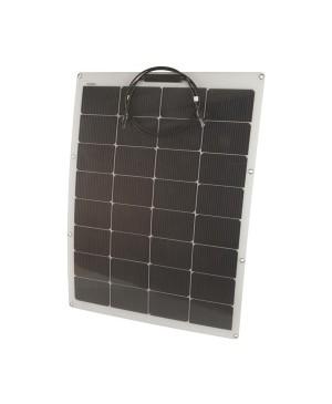 PowerTech 100W 12V Semi Flexible Solar Panel with DF Technology ZM9158