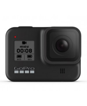 GoPro Hero 8 Black Camera + 32GB SD Card