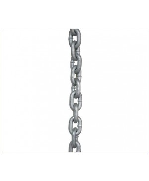 Galvanised General Link Chain, 6mm, 60m MAC206
