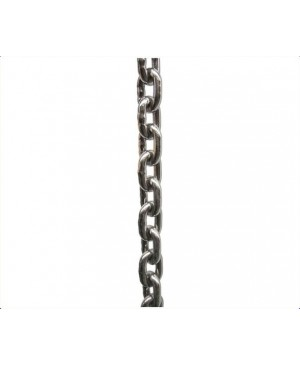 CMP Short Link L Grade Calibrated Chain,Gal,6mm,60m CHGL6X60 MAC282