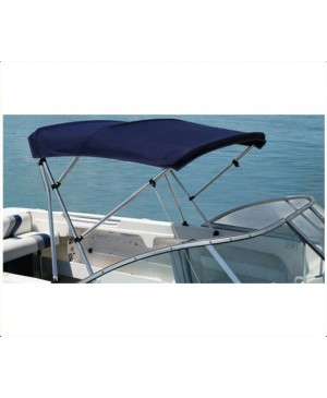 Oceansouth White Water Bimini Kit,2.1-2.3m Blue MA090-4B MBA320
