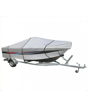 Oceansouth Centre Console Boat Cover,5.3-5.6m MA204-11 MBE415