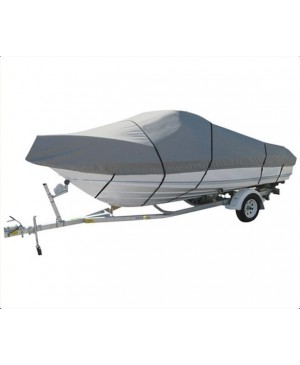 Oceansouth Cabin Cruiser Boat Cover, 6.3-6.7m MBE730 MA201-14