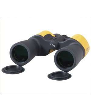 Yellow Waterproof 7X50 Binocular MNC011