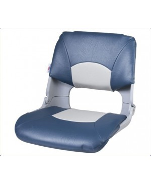 Skipper Seat, Blue/Grey MUA125