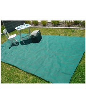 Multi Purpose Floor Matting, Green 2.5m x 6m