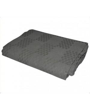 Multi Purpose Floor Matting, Grey 2.5m x 6m