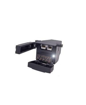 Ark 12 Pin Trailer Socket with 50Amp Anderson TTP062 FSP12AB