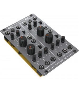 Behringer 112 DUAL VCO Legendary Analog Dual VCO Module for Eurorack