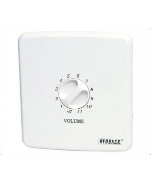 Redback Attenuator Volume Control 100W 100V Line, Relay