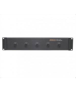 Redback Attenuator Volume Cntrl 5Zone Evac 40W/100V Line