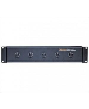 Redback Attenuator Volume Control 5 Zone Evac 100W/100V