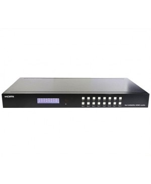 4k 8 In To 8 Out Audio HDMI Matrix Switcher A3449A