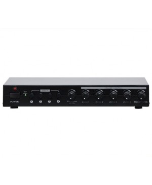 Redback 4 Input 4 Zone 30W Stereo Amplifier A4199