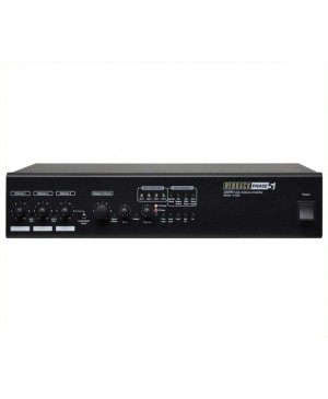 Redback Public Address (PA) Mixer Amplifier 250W 100V 4 Zone A4280