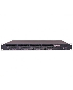 Redback 4 X 240W Class D Public Address (PA) Amplifier A4314