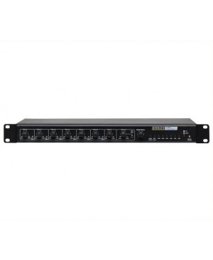 Redback 8 Channel Public Address (PA) Mixer A4427