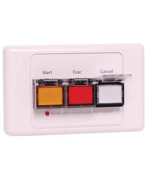 Redback Remote Control Wallplate, Suit A4565 A4578