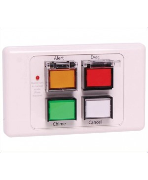 Redback Remote Control Wallplate to Suit A4575A