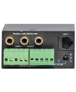 Active Three Pair Audio Signal Distribution Receiver A4835