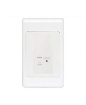 2 Zone Bluetooth Audio Extension Bluetooth Wallplate A4840