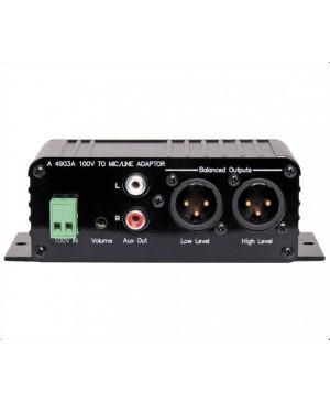 Redback 100V Line to Low Level Adaptor