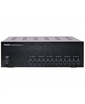 ProArt Audio Distribution System Multi-Zone Amplifier