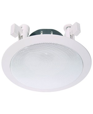 Opus One 100mm 20W 4 Ohm Weatherproof Ceiling Speaker Pair C0840