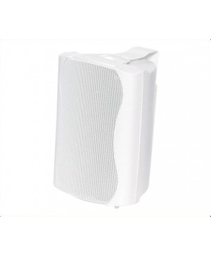 Redback 30W 8 Ohm 100V Wall Mount White Speaker Pair