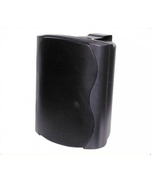 Opus One 85W 8 Ohm Wall Mount Black Speaker Pair
