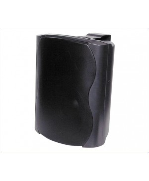 Opus One 50W 8 Ohm Black Wall Mount Speaker Pair