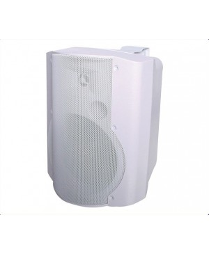 Redback 130mm 30W 2 Way White Active Speaker Pair