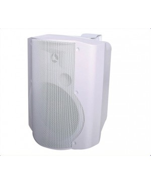 Redback 165mm 50W 2 Way White Active Speaker Pair