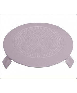 RatTrap 100mm White Slim Ceiling Speaker Grill CB2098