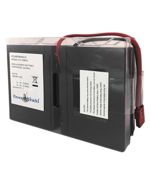 Powershield Replacement Battery Cartridge, Suit DA0902 D0931 PSBC6