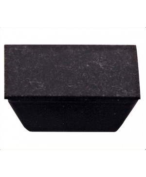 12mm Square Adhesive Rubber Feet Pack of 1000