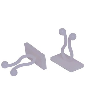 Stick-On Wire Holder Pack of 1000 H4152